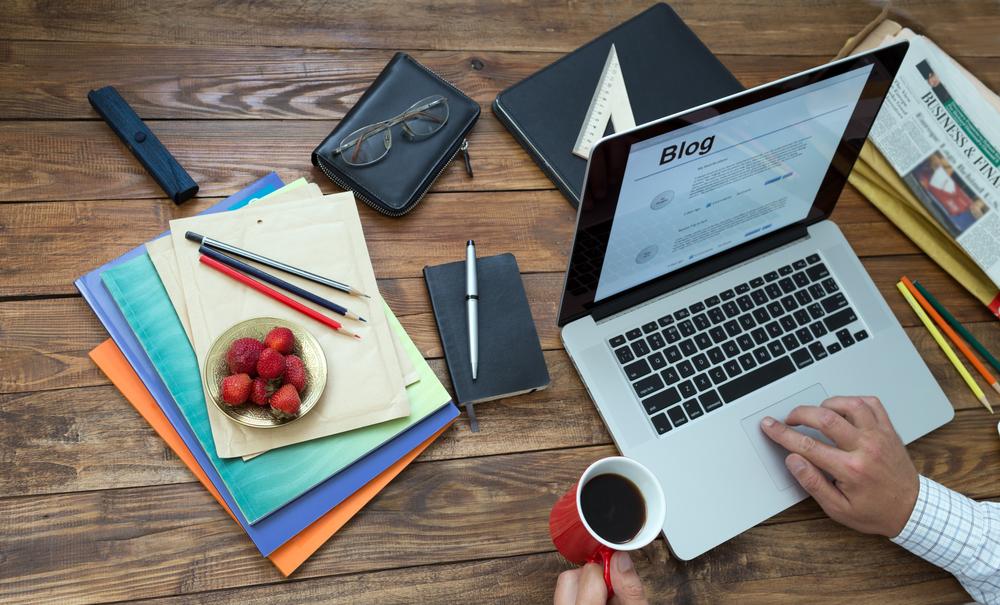Lav din egen blog og få en bedre placering på Google